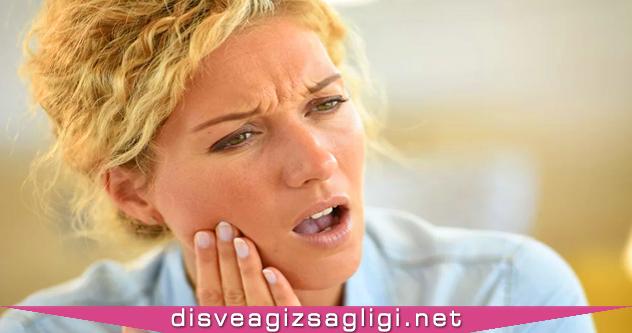 diş ağrısı, dişi ağrıyan kadın,