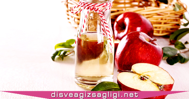 elma sirkesi, doğal elma sirkesi, sirke ile diş ağrısı,